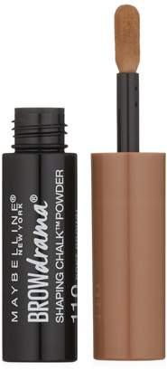 Maybelline New York Brow Drama Shaping Chalk Powder