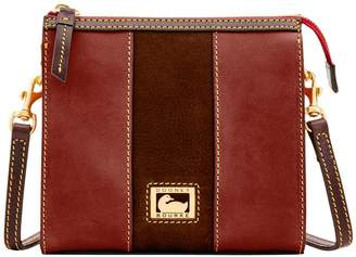 Dooney & Bourke Florentine Suede North South Janine Crossbody