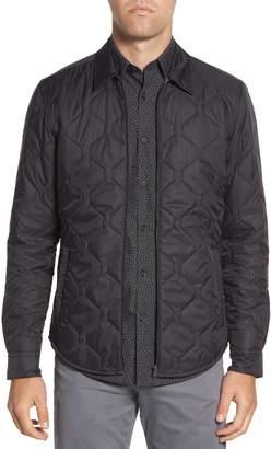 BOSS Landolfo Regular Fit Quilted Jacket