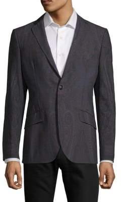 Etro Minerva Piazzata Standard-Fit Sportcoat