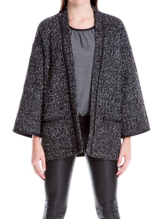 Doubleface Knit Coat