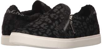 Manila Grace Velvet Sneakers Women's Slip on Shoes