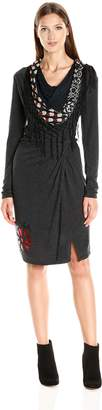 Desigual Women's Dress Shelby