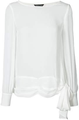 Thomas Wylde Petunia blouse