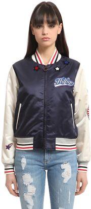 Bomber Jacket Gigi Hadid $395 thestylecure.com