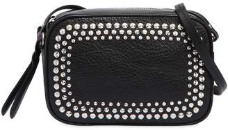 Alexander McQueen Medium Studded Leather Camera Bag
