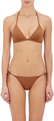 Eres Women's Les Essentiels Voyou & Malou Halter Bikini $285 thestylecure.com