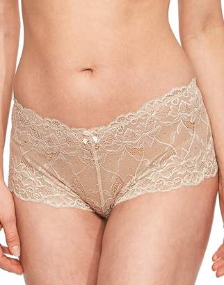 Just Peachy By Figleaves.com Lace Short