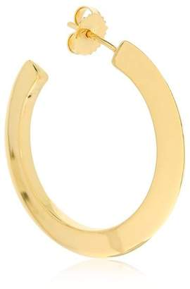 Else Hoop Medium Mono Earring