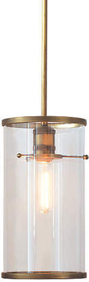 Port 68 Cassidy Pendant - Brass