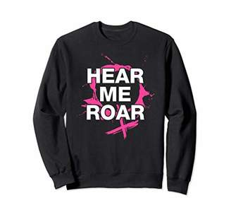 Burton LyricLyfe Sweatshirt I Am Woman by Helen Reddy & R