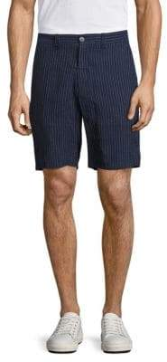 Vilebrequin Basic Pinstriped Shorts