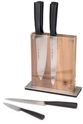 Schmidt Brothers Carbon 6 7-pc. Cutlery Set