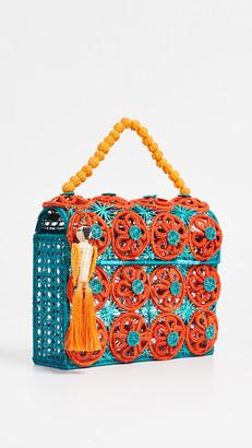 Mercedes Salazar Woven Bag