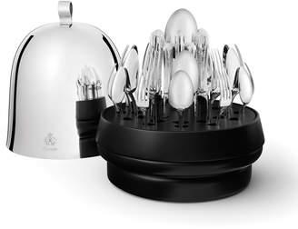 Christofle Ruche 38-Piece Marly Flatware Set