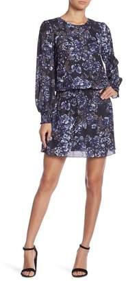 Parker Printed Drop Waist Dress