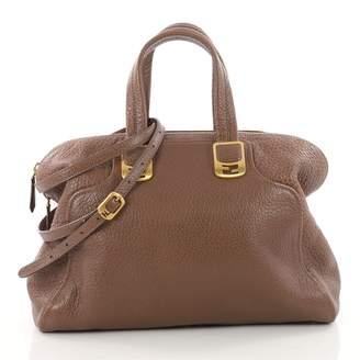 Fendi Chameleon leather crossbody bag
