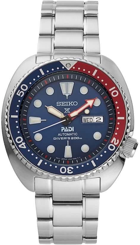 SeikoSeiko Men's Prospex Stainless Steel Automatic Dive Watch - SRPA21