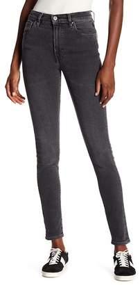 Levi's Washed Sliver High Skinny Jeans