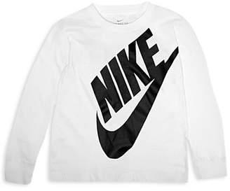 Nike Boys' Futura Logo Tee - Little Kid