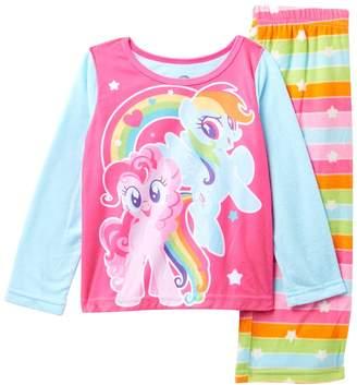 My Little Pony Ame Fleece Pajama Set (Little Girls & Big Girls)