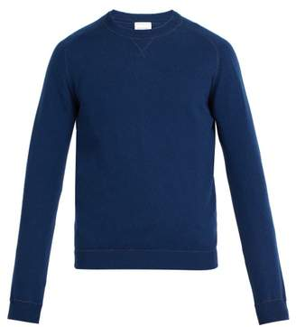Paul Smith Raglan Sleeve Cashmere Sweater - Mens - Blue