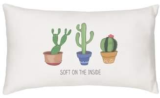 Cactus Accent Pillow