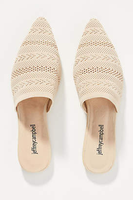 Jeffrey Campbell Pointed-Toe Slides
