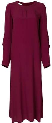 Marni long sleeved shift dress