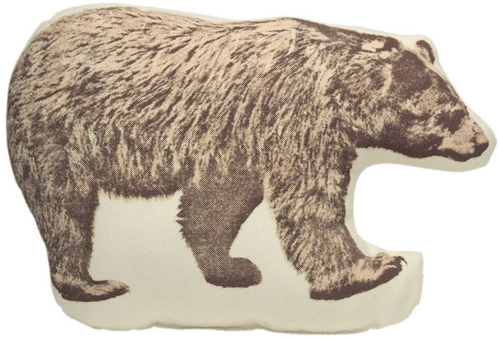 Fauna Pico Pillows - Bear