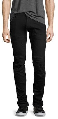 G-Star 5620 3D Tapered Jeans, Black $210 thestylecure.com