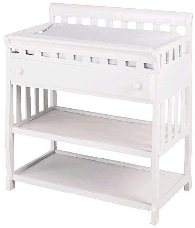 Babies 'R' Us Solutions by Kids 'R' Us Solutions by Kids R Us Changing Table - White