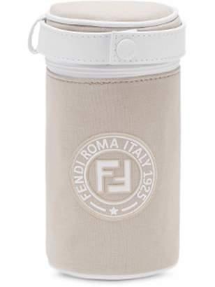 Fendi logo stamp bottle holder