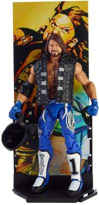 WWE Elite Fig Aj Styles