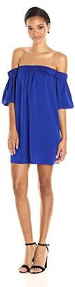 Milly Women's Off The Shoulder Dress