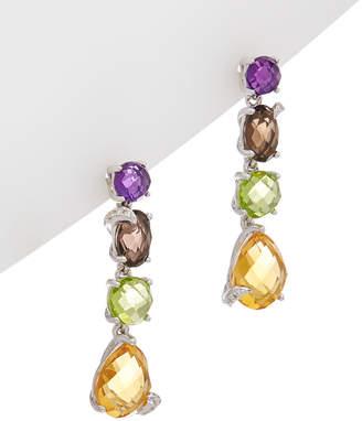 Effy Fine Jewelry 14K 5.66 Ct. Tw. Diamond & Gemstone Drop Earrings