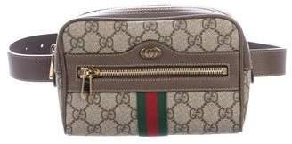 a2100b910 Gucci Small Ophidia GG Supreme Belt Bag