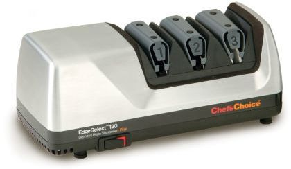 Chef's Choice ChefsChoice Chef'sChoice Brushed Metal Electric Knife Sharpener