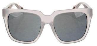 Ann Demeulemeester Tinted Oversize Sunglasses