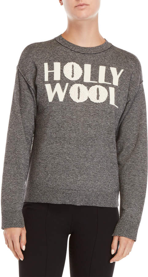 Sonia By Sonia Rykiel Holly Wool Pullover Sweater