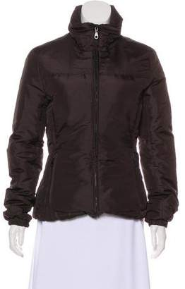 Henry Beguelin Zip-Up Down Jacket