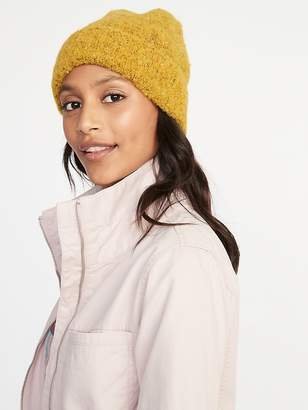 Old Navy Bouclé Beanie for Women