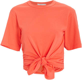 A.L.C. Gemma Tie T-Shirt