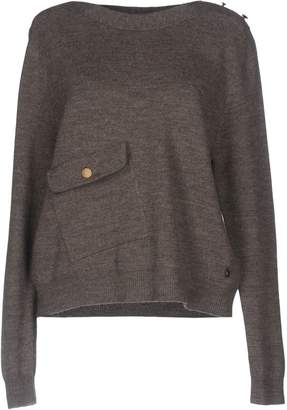 bde40ca2aac3bf Woolrich Gray Women's Sweaters - ShopStyle
