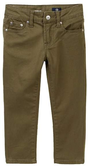 The Stryker Luxe Slim Straight Pants (Toddler & Little Boys)