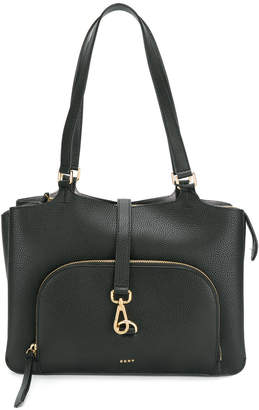 DKNY top handles tote bag