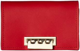 Zac Posen Earthette Credit Card Case with Chain Credit card Wallet