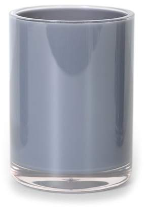 Moda At Home Eternal Acrylic Tumbler - Dark Grey