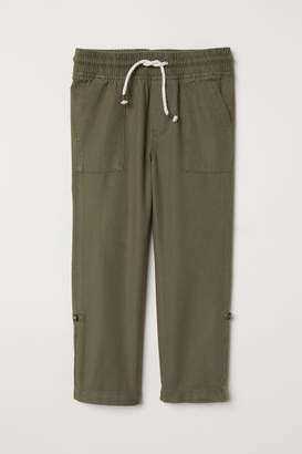 H&M Pull-on Pants - Green