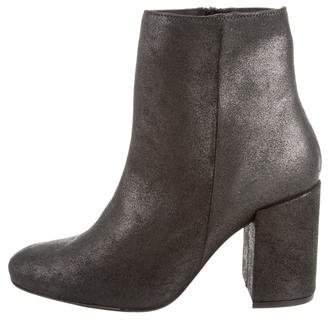 Barneys New York Barney's New York Suede Ankle Boots w/ Tags